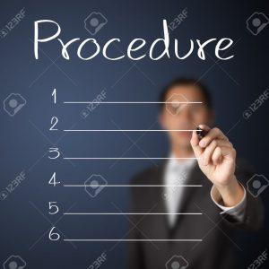 İşletme Prosedür